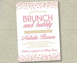 bridal brunch invite 40 bridal shower invitation exles