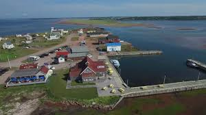 gulf view cottages pei to north rustico harbor youtube