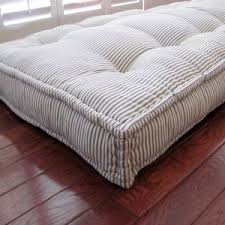 living room bench cushion design with bench cushions and grey