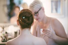 Hochsteckfrisurenen Hochzeit Klassisch by Pro Workshop Klassische Brautfrisuren Makeupschule Dresden