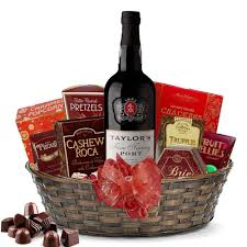 wine gift basket ideas buy port gift baskets online port wine gift
