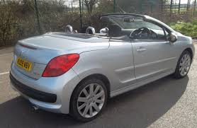 2 door peugeot cars used peugeot 207 convertible for sale motors co uk