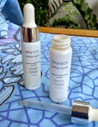 Serum Wardah Lightening Series hybrigita ritual dengan wardah white secret
