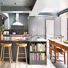open kitchen layout ideas kitchen modern grey open plan kitchen with lighting designs for