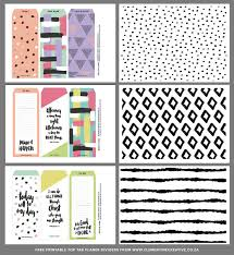 printable planner diary free printable top tab dividers for planners diaries and agendas