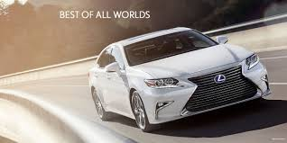 lexus of kendall reviews find out what the lexus es hybrid has to offer available today