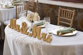 sweetheart table decor aliexpress buy gold mr and mrs sign wedding sweetheart table