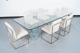 all glass dining table all glass dining table home design