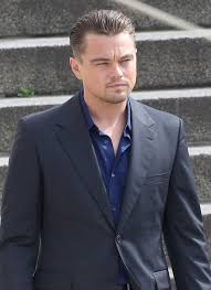 receding hair slicked back leonardo dicaprio receding hairline picture men hairstyle trendy