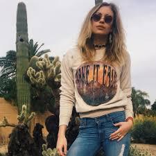 take it easy sweatshirt vida moulin