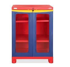 nilkamal kitchen furniture buy nilkamal freedom small cabinet pepsi blue bright red