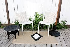 Modern Outdoor Rug Make It Diy Modern Outdoor Rug Curbly