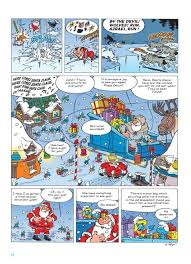 sneak peek smurfs christmas u2014 major spoilers u2014comic book