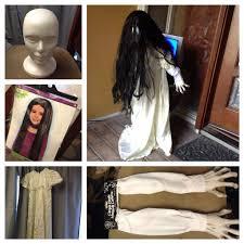 Diy Creepy Halloween Decorations Best 25 Scary Halloween Decorations Ideas On Pinterest Spooky