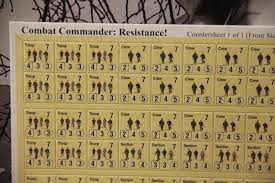 New Counters Combat Commander Expansions U2013 Boardgame Review Armchair General