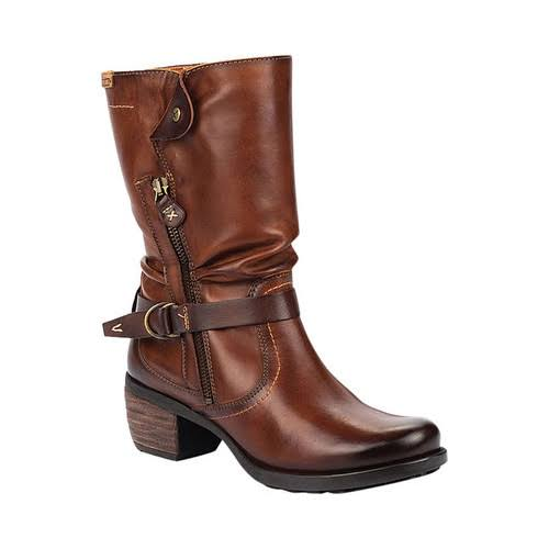 Pikolinos Le Mans Mid Calf Boot 838-9629, Adult,