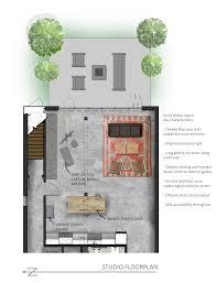 Art Studio Floor Plans Artist Studio U2014 Sara Katherine Design