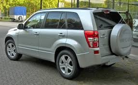 2008 suzuki grand vitara information and photos zombiedrive
