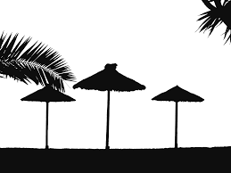 Beach Transparent by Beach Silhouettes Cliparts Free Download Clip Art Free Clip