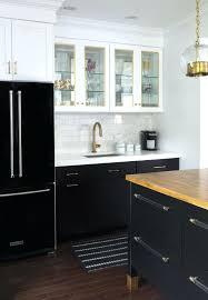 matte black kitchen cabinet hardware handle cabinets gold handles