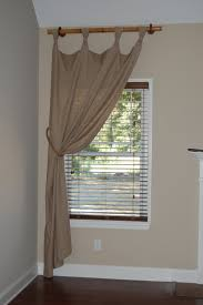 lovely floral curtain windows treatment with fashionable soft
