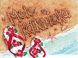 christmas hawaiian style mele kalikimaka christmas