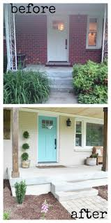 lowe u0027s home exterior makeover reveal beneath my heart