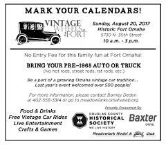 Vintage Ford Truck Club - meadowlark model a ford club omaha nebraska