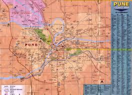 Google Map India by Pune India Detailed Map U2013 Ankit Jain
