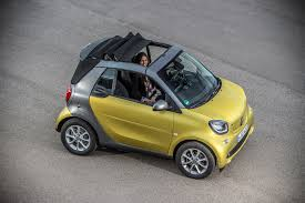 2017 smart fortwo cabrio first drive review motor trend