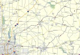 Columbus Route Map by Columbus Oh Tour Don Moe U0027s Travel Website