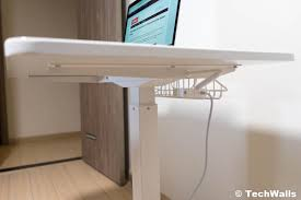 fitdesk sit to stand height adjustable desk review