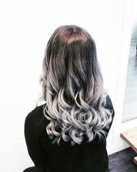 grey streaks in hair 55 stylish highlights for black hair rock your locks