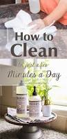 how to clean in just a few minutes a day kleinworth u0026 co