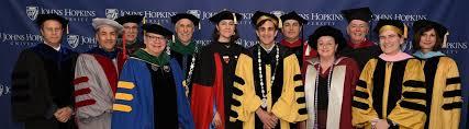 faculty regalia 2018 faculty regalia johns commencement