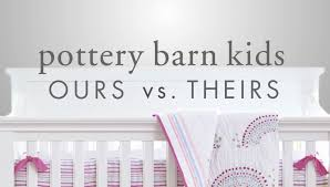 Pottery Barn Crib Mattress Reviews Ours Vs Theirs Larkin Crib Pottery Barn
