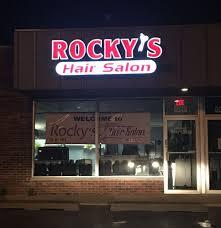 rocky u0027s hair salon hair salons 9548 w 147th st orland park