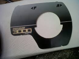 quicksilver 3000 classic controller question what stops the move