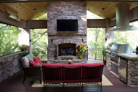 We Can Dream 7 Elements For An Outdoor Kitchen That Does It All 10 Gorgeous Backyard Kitchen Designs Diy Network Blog Made