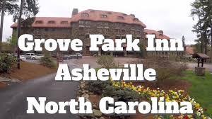grove park inn hotel asheville youtube