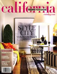 home design magazines the editor at large san francisco shelter magazine ceases