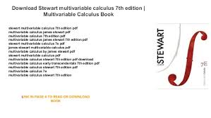 stewart calculus 7e test bank 100 images calculus mth 133 by