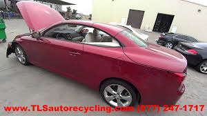 lexus is 250 for sale kansas city parting out 2010 lexus is 250 stock 5122pr tls auto recycling