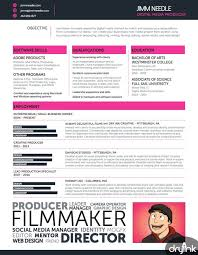 Videographer Resume Example by 107 Best Cv Images On Pinterest Cv Ideas Resume Ideas And