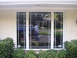 prairie grids in bay window windows u0026 doors pinterest window