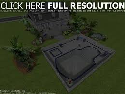 backyard design software backyard landscape design software free