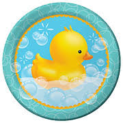 Yellow Duck Baby Shower Decorations Rubber Ducky Baby Shower Decorations And Party Supplies Ezpartyzone