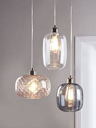 Colored Glass Pendant Lights Best 25 Clear Glass Pendant Light Ideas On Pinterest Glass
