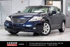 used 2007 lexus es 350 cuir toit bluetooth for sale in montreal