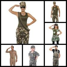Army Costumes Halloween Uniform Costume Ideas 2012 Halloween Costumes Blog